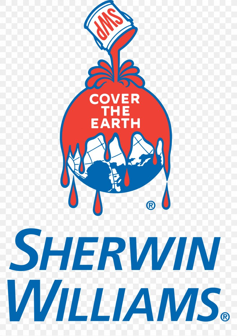 Sherwinwilliams Png - Sherwin-Williams Logo Paint Coating Company, PNG, 1200x1700px ...