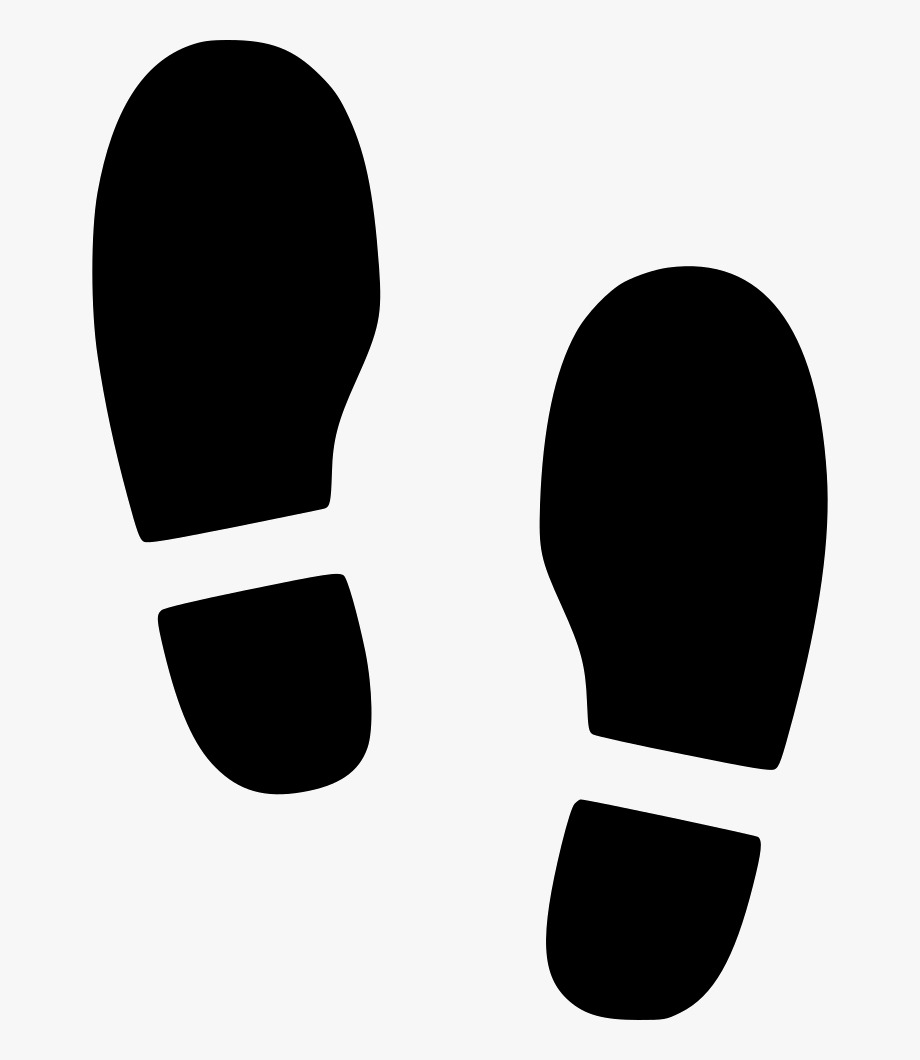 Foot Step Png - Shoes Foot Step Svg - Footstep Png , Transparent Cartoon, Free ...
