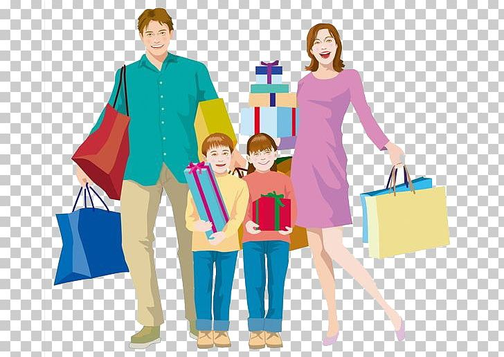 Shopping Family Png - Shopping Bag Family PNG, Clipart, Bag, Child, Clothing, Coffee ...