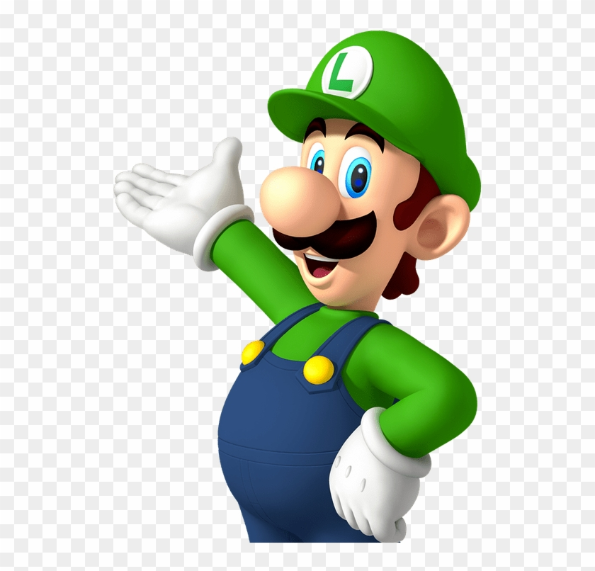 Of Course Png - Shroomish Of Course - Luigi Games, HD Png Download - 525x727 ...