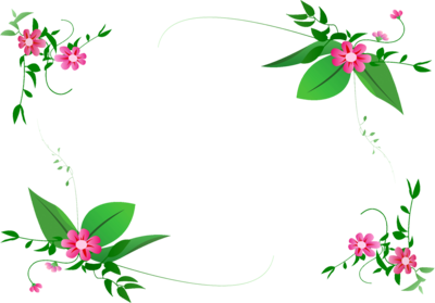 Border Flower Png - Side Border Designs Flowers Png Vector, Clipart, PSD - peoplepng.com