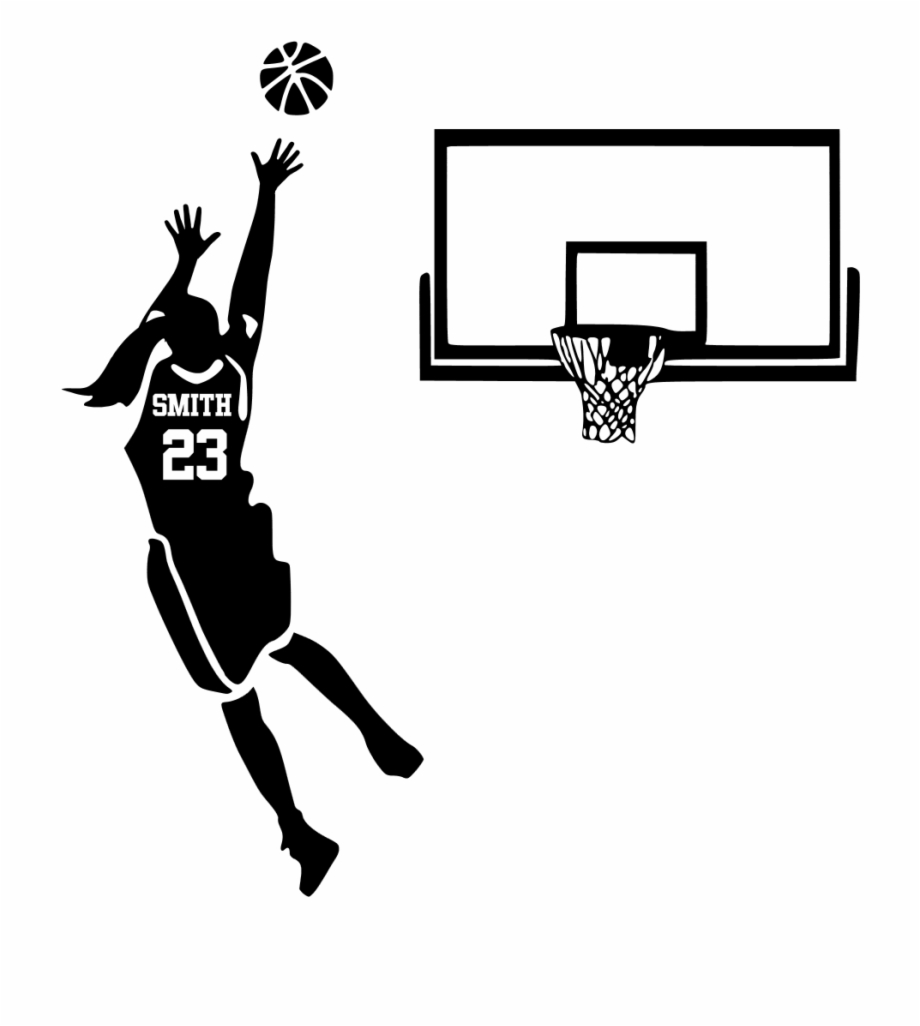 Silhouette Of Basketball Player Shooting 1447112 Png Images Pngio