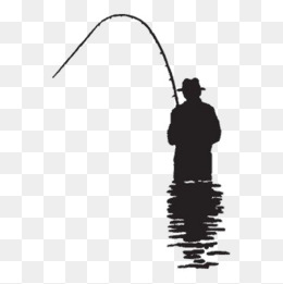 Fishing Silhouette Png - Silhouette Of Fish Png & Free Silhouette Of Fish.png Transparent ...