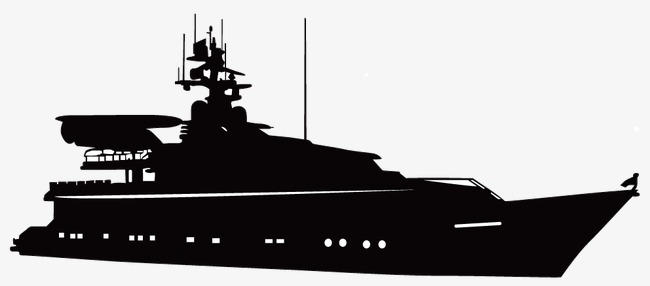 Ship Silhouette Png - Silhouette Of Ship Modeling, Silhouette Vector, Ship Vector, Ferry ...
