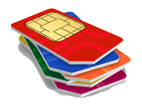 Sim Card Png - Sim Card Png Picture PNG Image