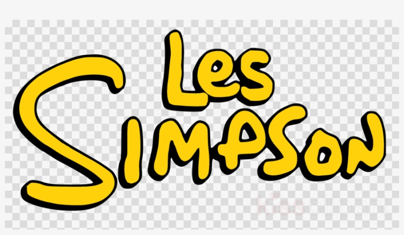 Simpsons Logo Clipart Bart Simpson Homer 757765 Png Images Pngio