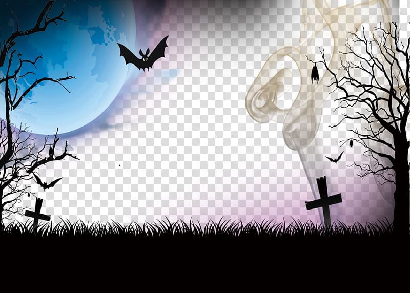 Halloween Picture Backgrounds Png - Sky Phenomenon .xchng , Halloween transparent background PNG ...