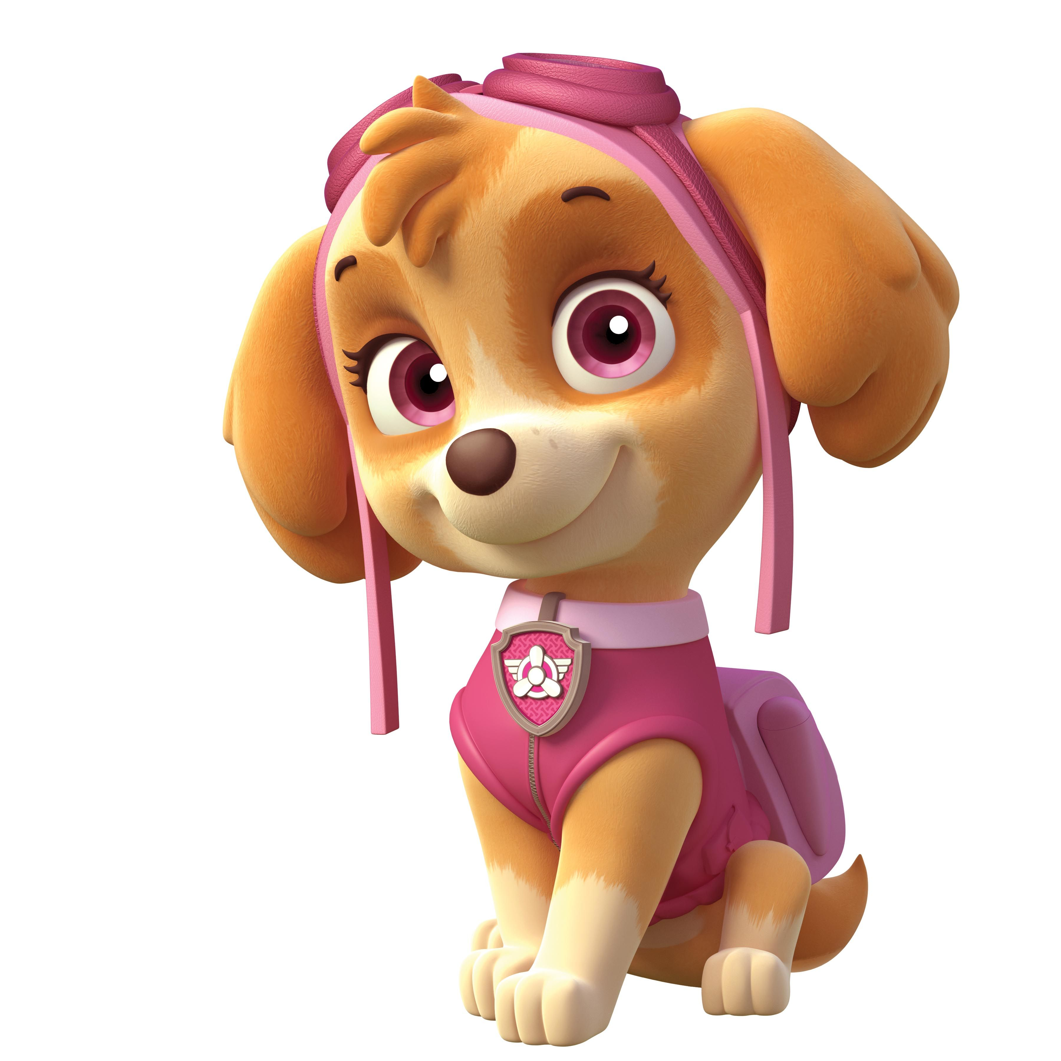 Skye Paw Patrol Clipart 1 Number In 2 844498 Png Images Pngio