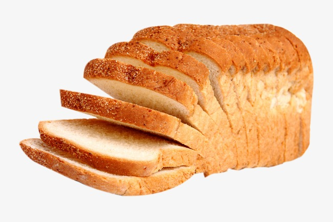 Bread Png - slice of bread, Slice, Bread PNG and PSD