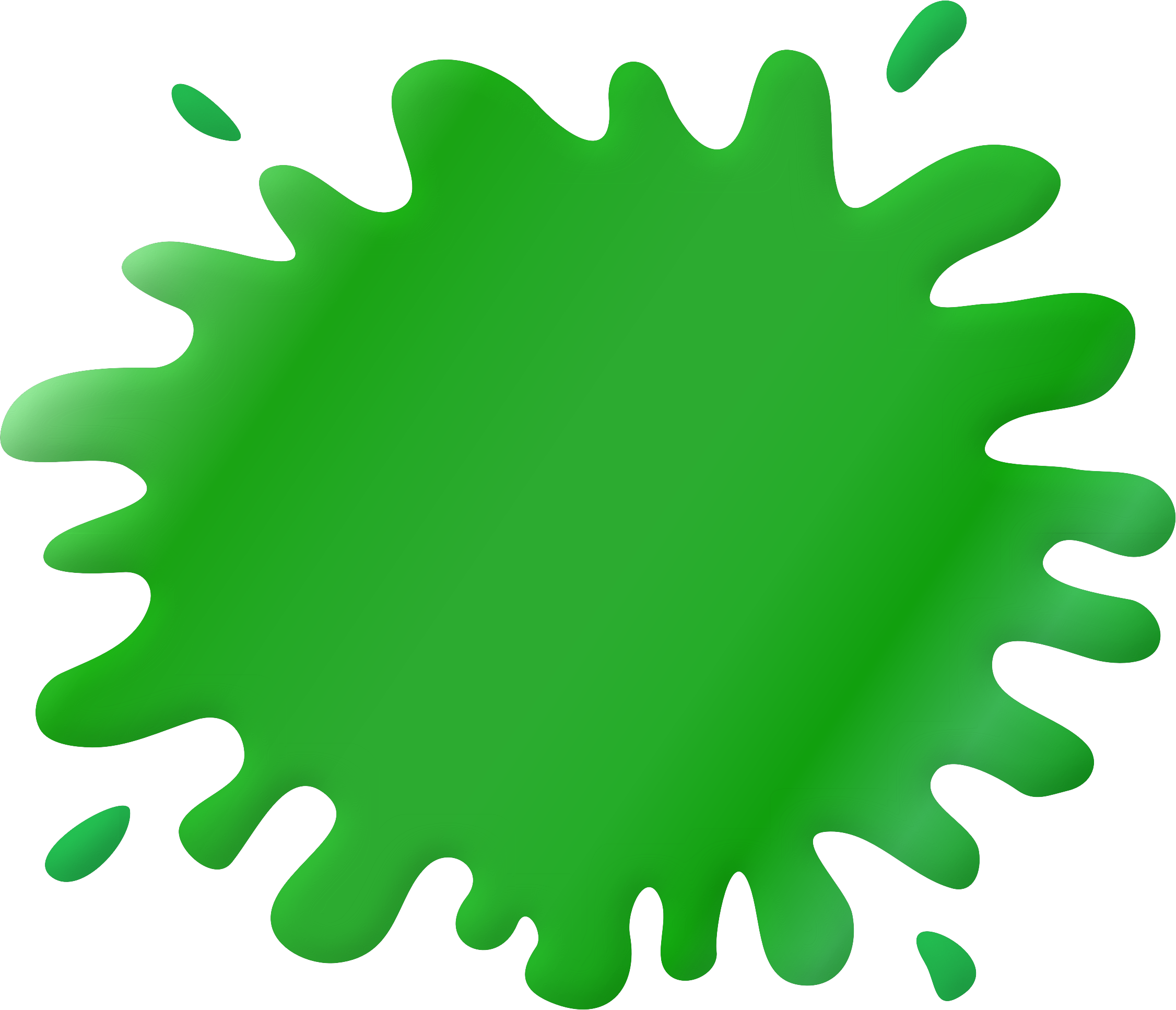 Green Slime Splat Png - Slime clipart neon green, Slime neon green Transparent FREE for ...