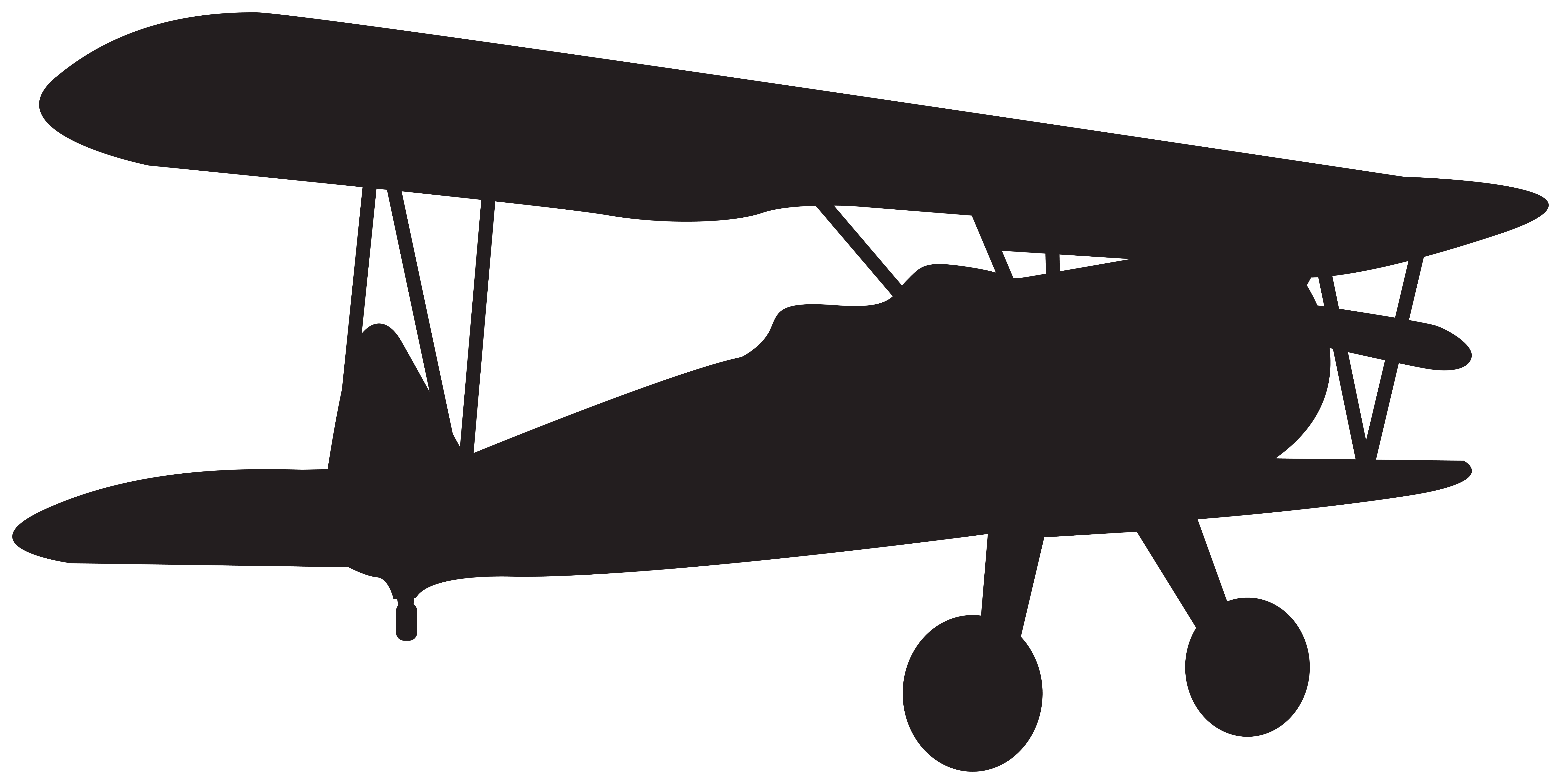 Plane Silhouette Png Free Plane Silhouette Png Transparent