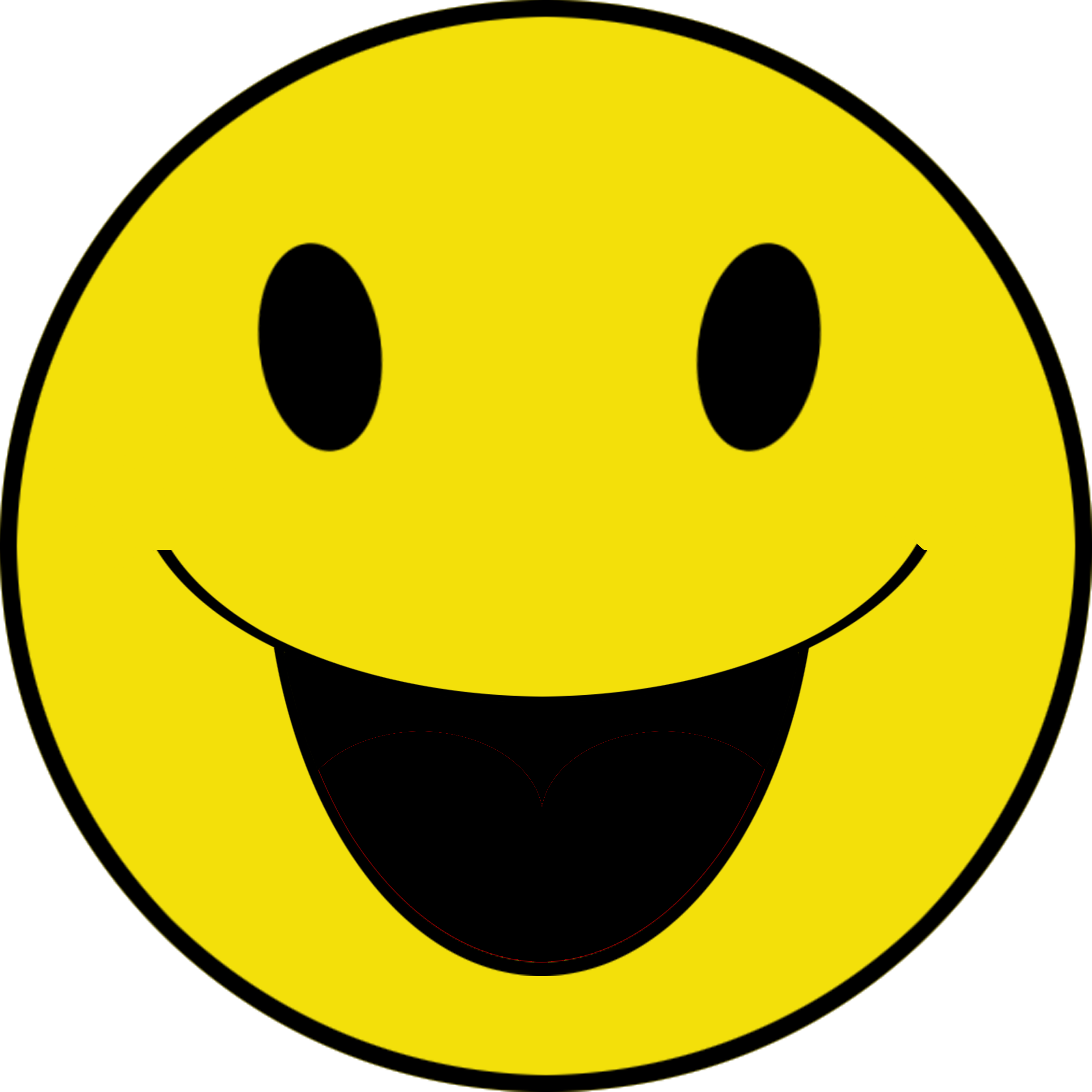 Smiley Face Png - Smiley PNG