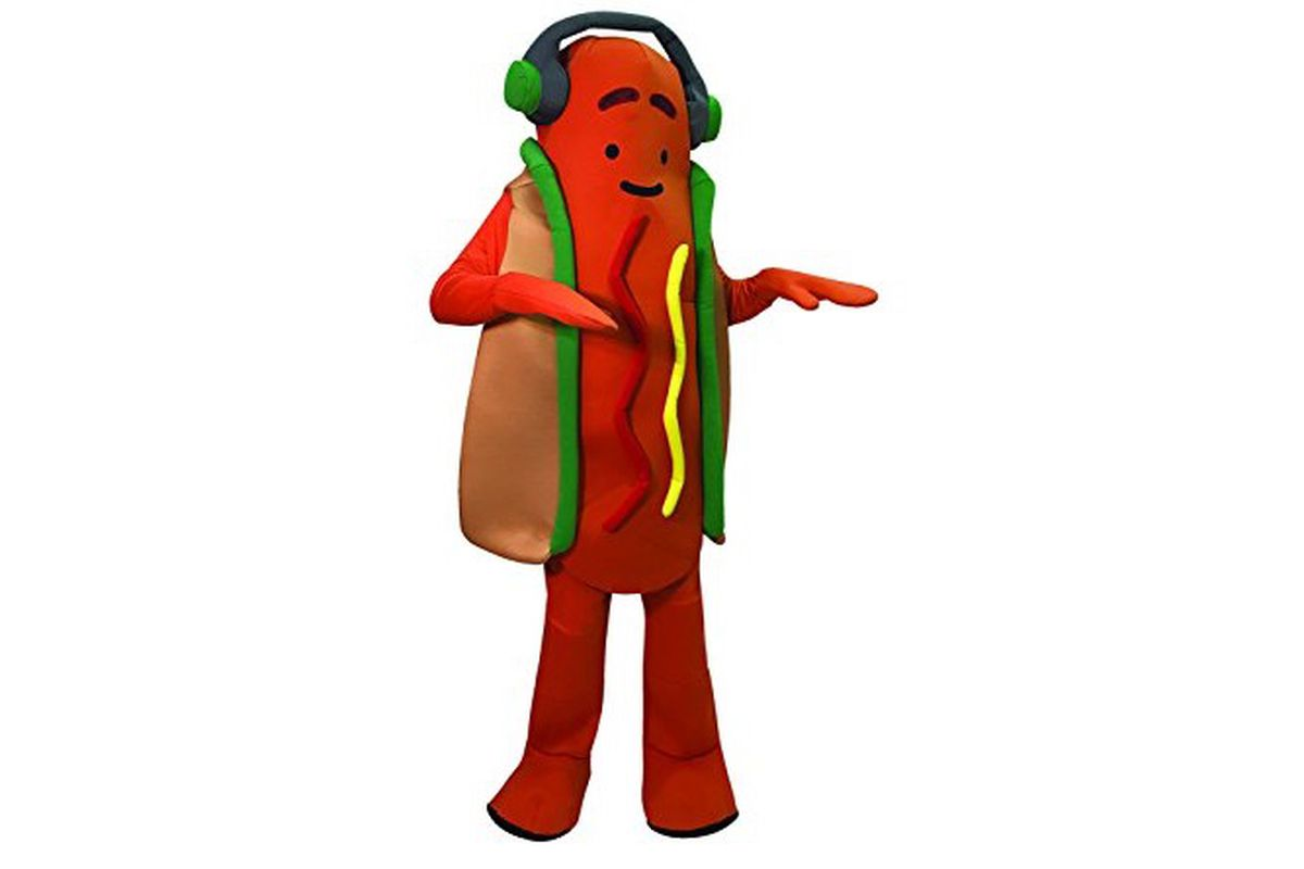 Snapchat Hot Dog Png - Snap is selling an $80 dancing hot dog costume - The Verge
