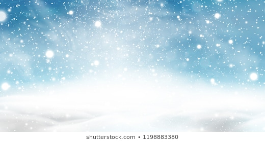 Snowy Christmas Backgrounds Png - Snowy+weather Images, Stock Photos & Vectors | Shutterstock