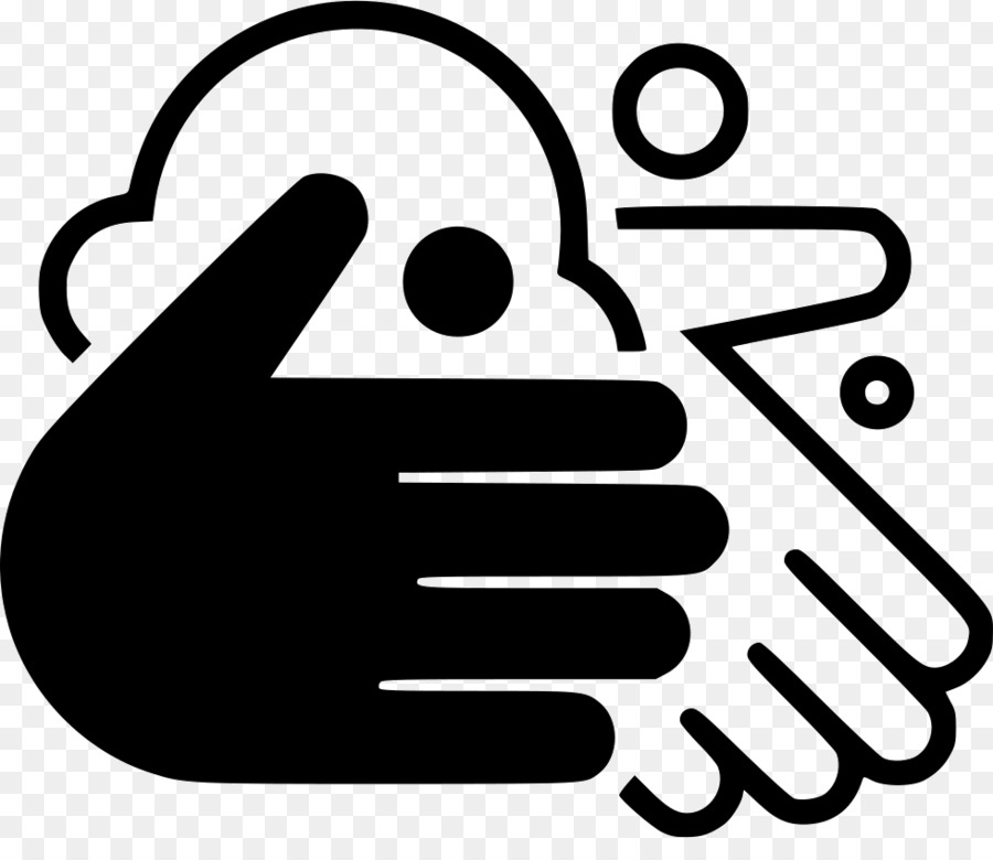 Washing Hands Clipart Black And White