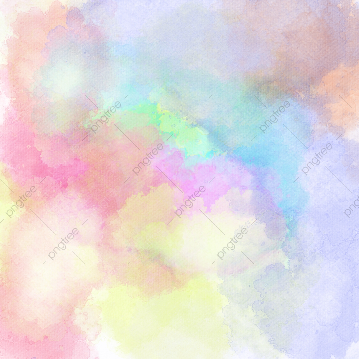 Pastel Colors Png - Soft Pastel Water Color Overlay, Png, Water, Color PNG Transparent ...