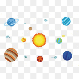 Solar System Png - solar system starry sky, Vector Png, Sunlight, Solar System PNG and Vector