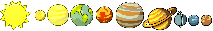 Solar System Png - Solar System.png