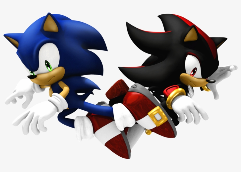 Sonic And Shadow Png Free Sonic And Shadow Png Transparent Images 56954 Pngio