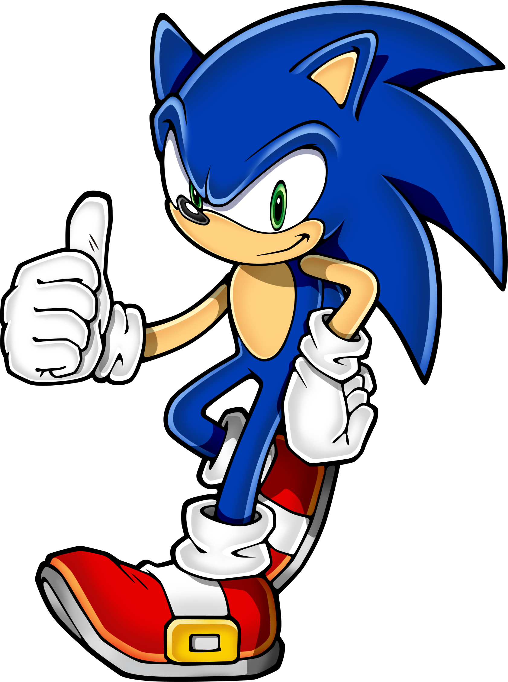 Sonic The Hedgehog Png 3607 Png Images Pngio
