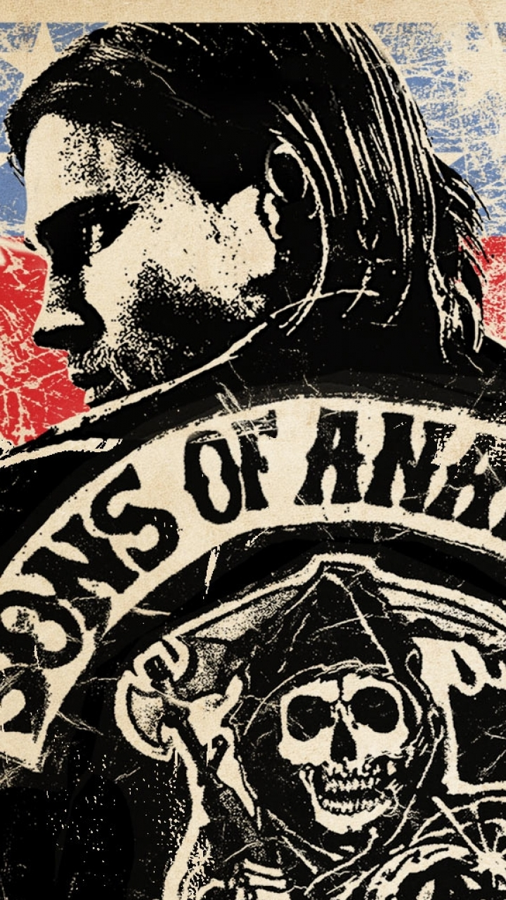 Sons Of Anarchy Wallpapers For Cell Phon 1034109 Png Images Pngio