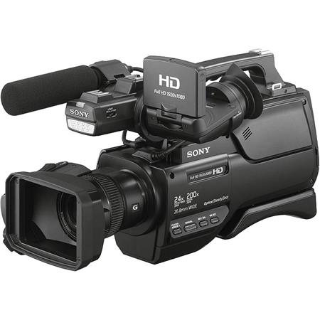 Sony Camcorders Png - Sony HXR-MC2500 AVCHD Shoulder Mount Camcorder HXR-MC2500 - Adorama