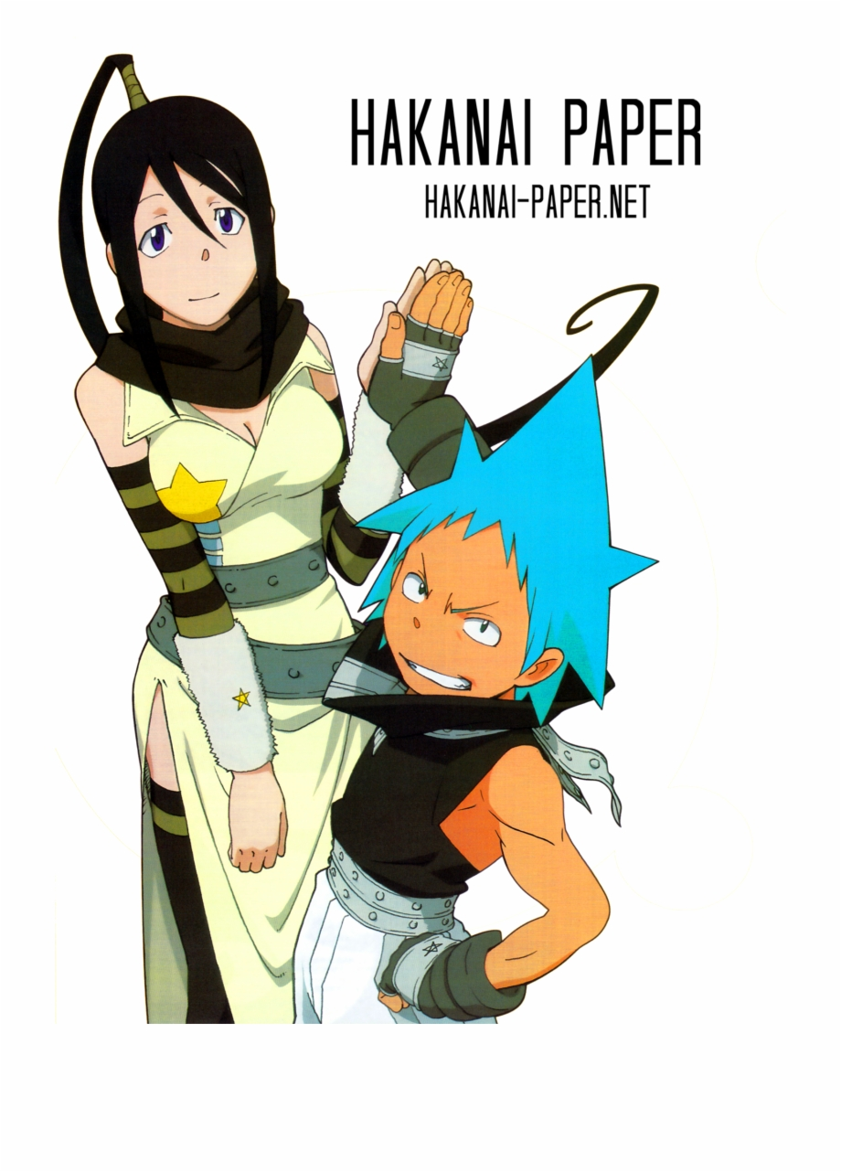 Soul Eater Wallpaper Black Star And Tsub 1145365 Png Images Pngio