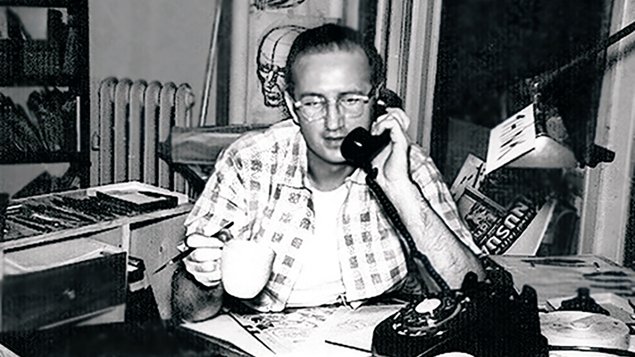 Steve Ditko Png - Spider-Man and Doctor Strange Co-Creator Steve Ditko Dies