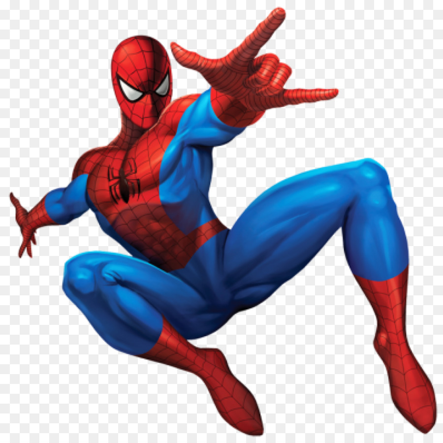 Superhero Number 5 Png - Spider-Man Clip art Free content Portable Network Graphics Image ...