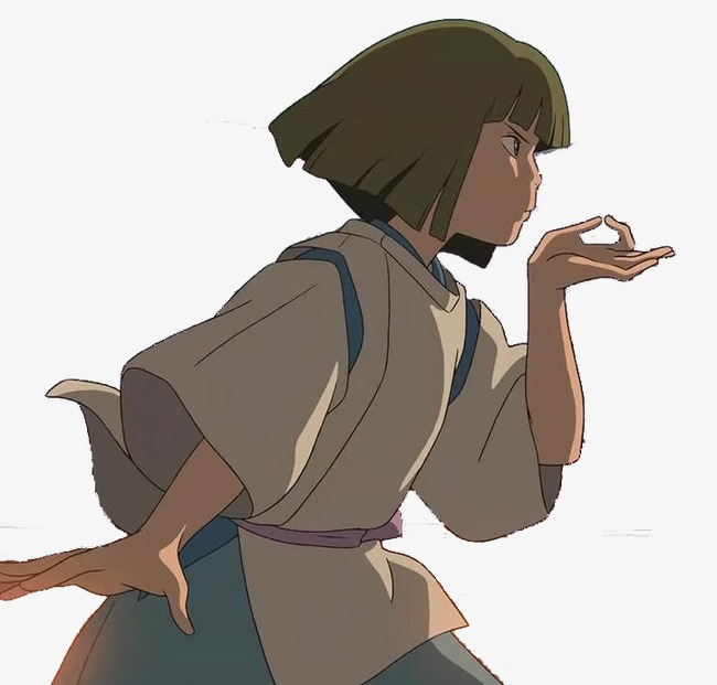 Spirited Away Png Free Spirited Away Png Transparent Images 28376 Pngio