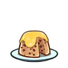 Spotted Dick Png - Spotted Dick | Chef Wars Wiki | Fandom