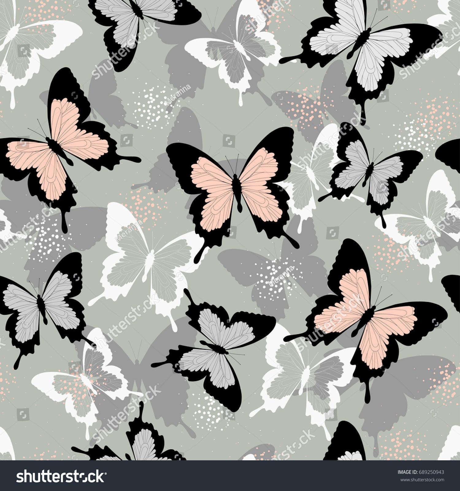 Spring Silhouettes And Shadows >> Butterfly Shadow Silhouettes Png Free Butterfly Shadow Silhouettes