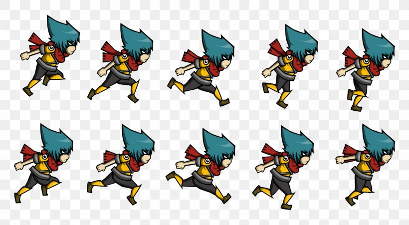 Video Game Graphics Png - Sprite Animation 2D Computer Graphics Video Game, PNG, 1400x770px ...