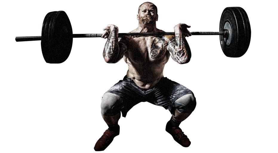 Weight Lifting Png Hd - Squat PNG Images - Free Png Library