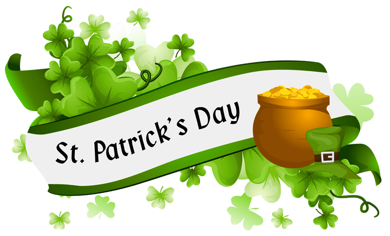 Saint Patrick Day Png - St Patrick's Day Banner transparent PNG - StickPNG