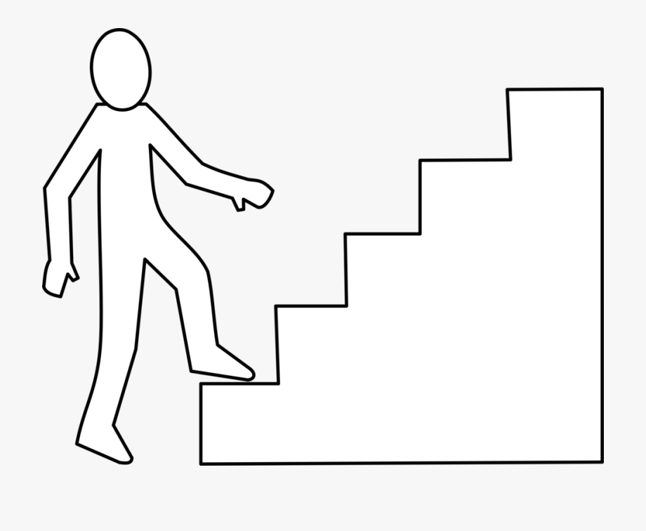 26+ Clipart Stair Cartoon Pics