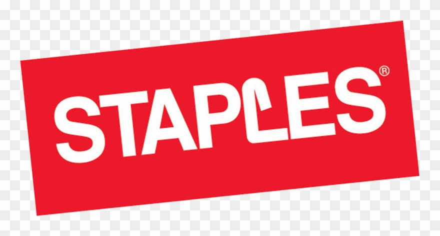 Staples Png - Staples Png Clipart (#3263534) - PinClipart