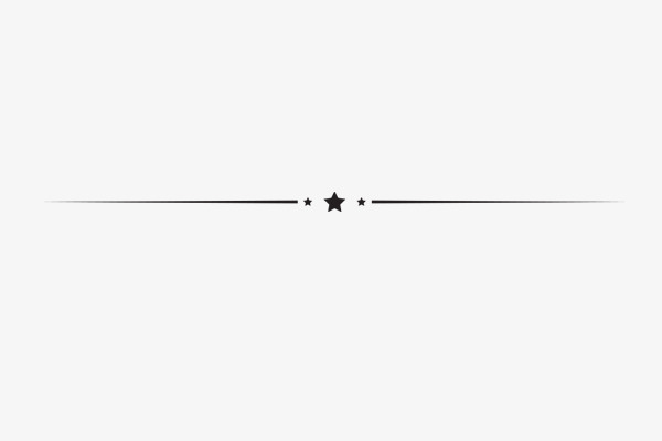 Line Png - star horizontal line decoration elements, Star, Horizontal Line, Category  Decoration PNG Image and