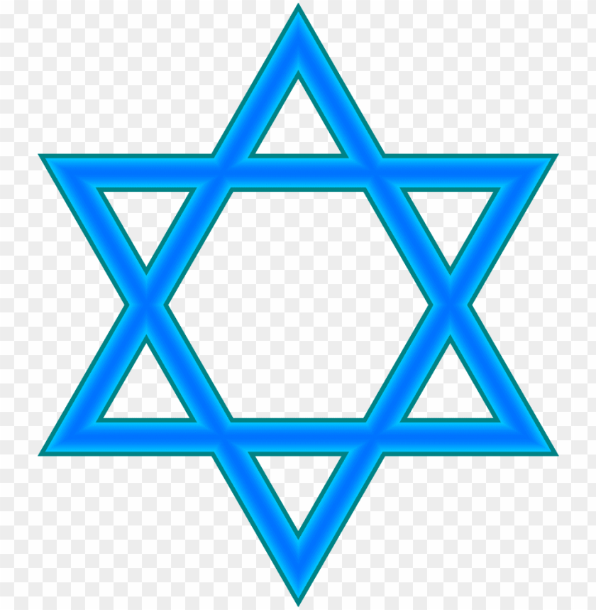 Star Of David No Background - star of david PNG image with transparent background | TOPpng
