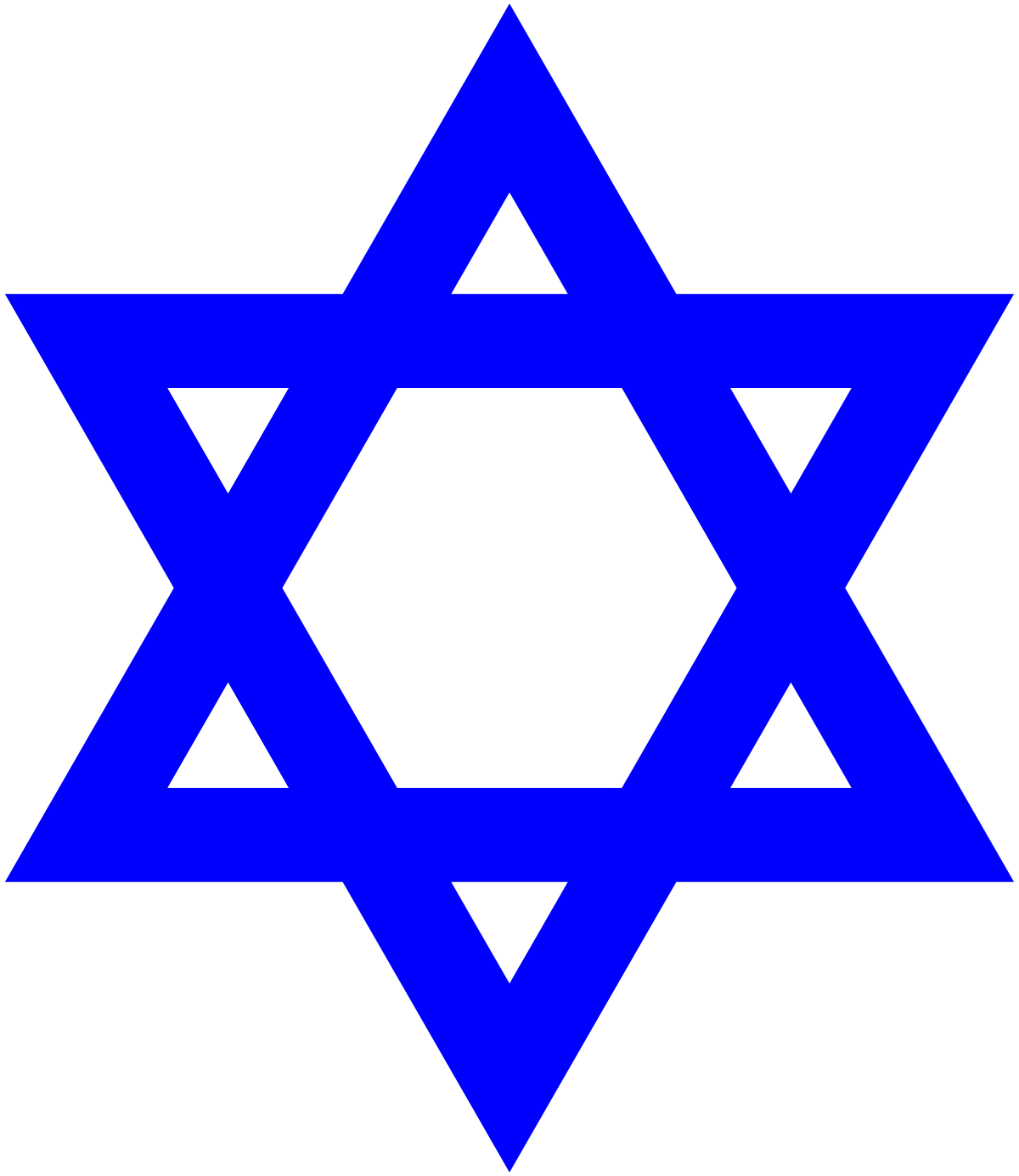 Star Of David No Background - Star of David - Wikipedia