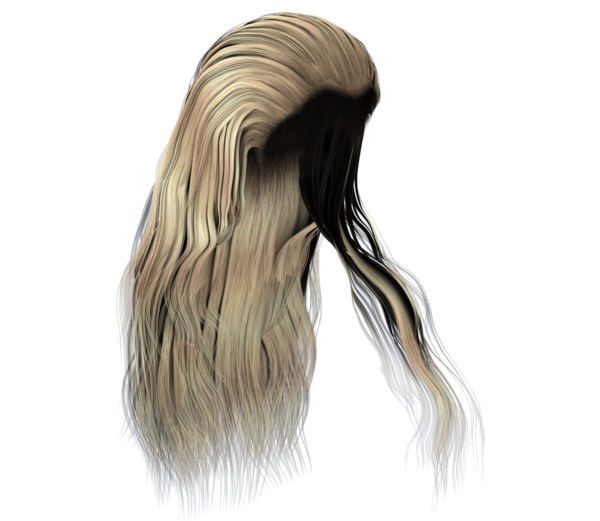 Blonde Png - Stock Hair Images #1 long blonde side by madetobeunique ...
