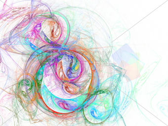 Blue And Purple Abstract Png - Stock Photo of 3d vector pink blue green purple featherlike ...