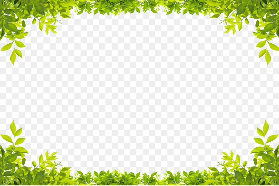 Png Leaf Border - Stock photography Leaf Green Royalty-free Shutterstock - Green ...