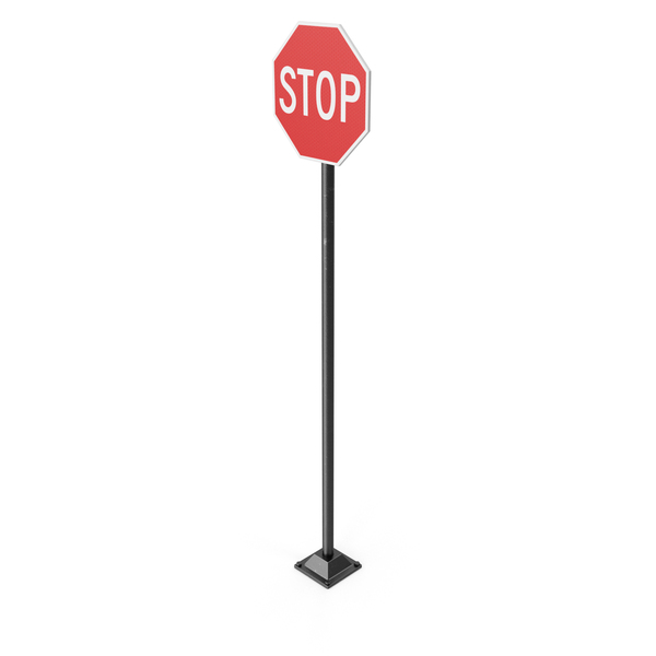 Png Of Stop Sign - Stop Sign PNG Images & PSDs for Download | PixelSquid - S107303485