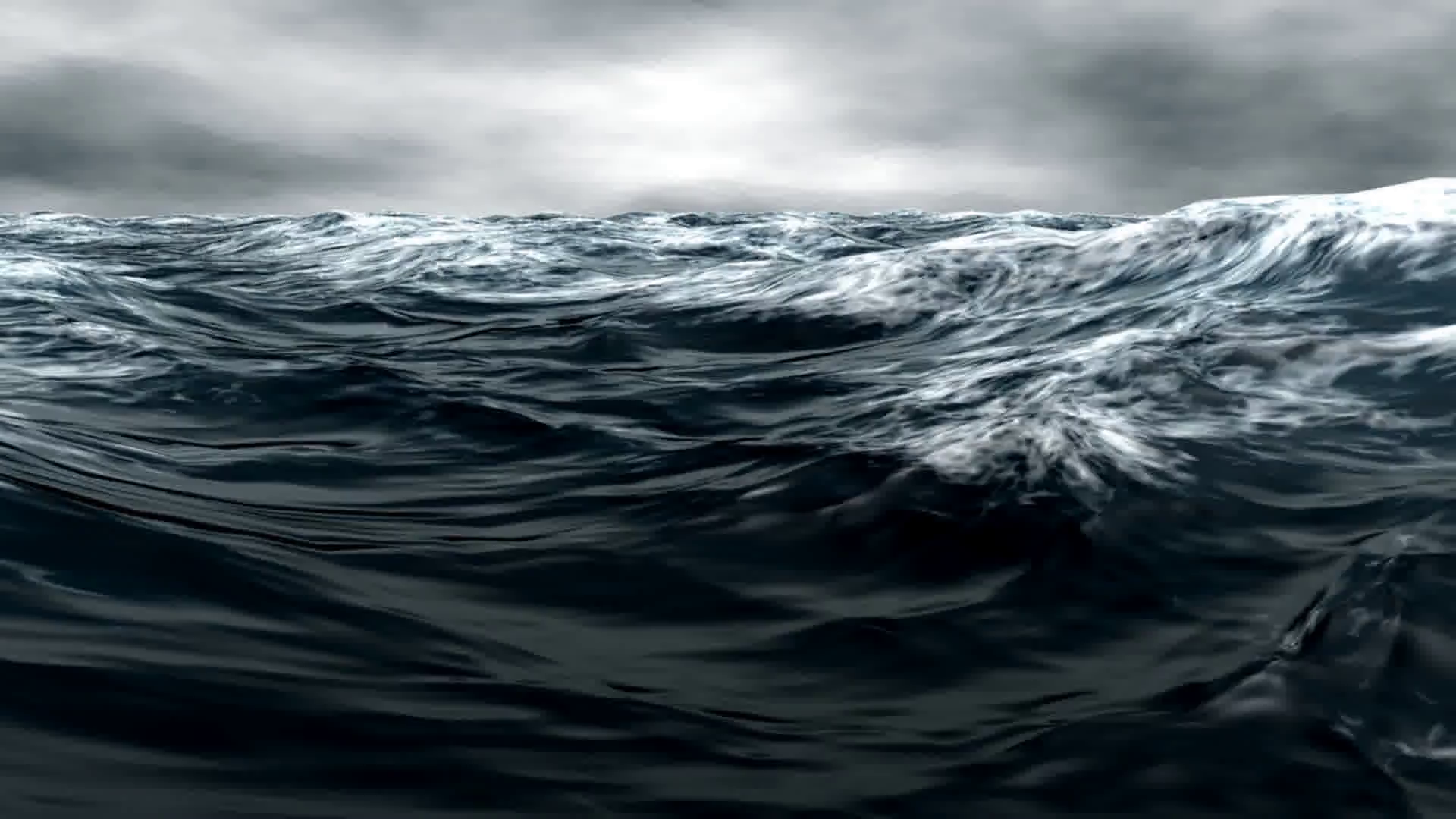 Stormy Weather In Open Waters Motion Ba 412956 Png Images Pngio