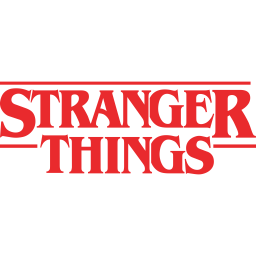 Stranger Things Logo Icon Of Flat Style Png Images Pngio