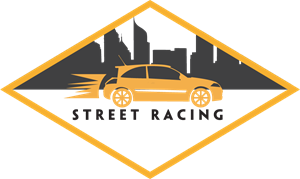 Street Racing Car Png - Street racing yellow car Logo Vector (.AI) Free Download
