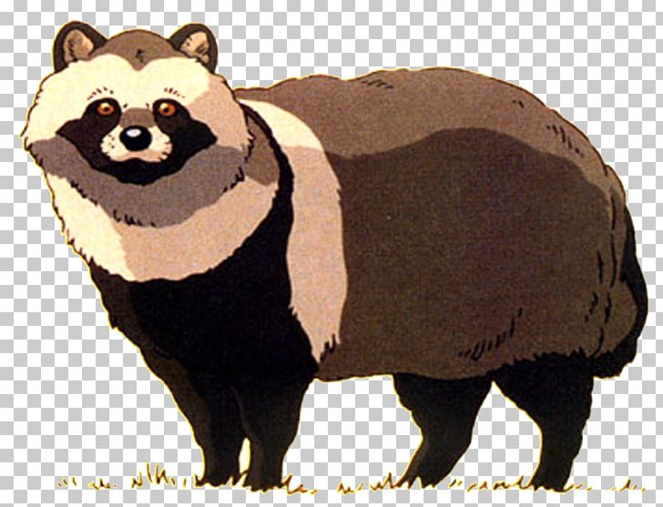 Japanese Raccoon Dog Png - Studio Ghibli Japanese Raccoon Dog Anime #1820986 - PNG Images - PNGio