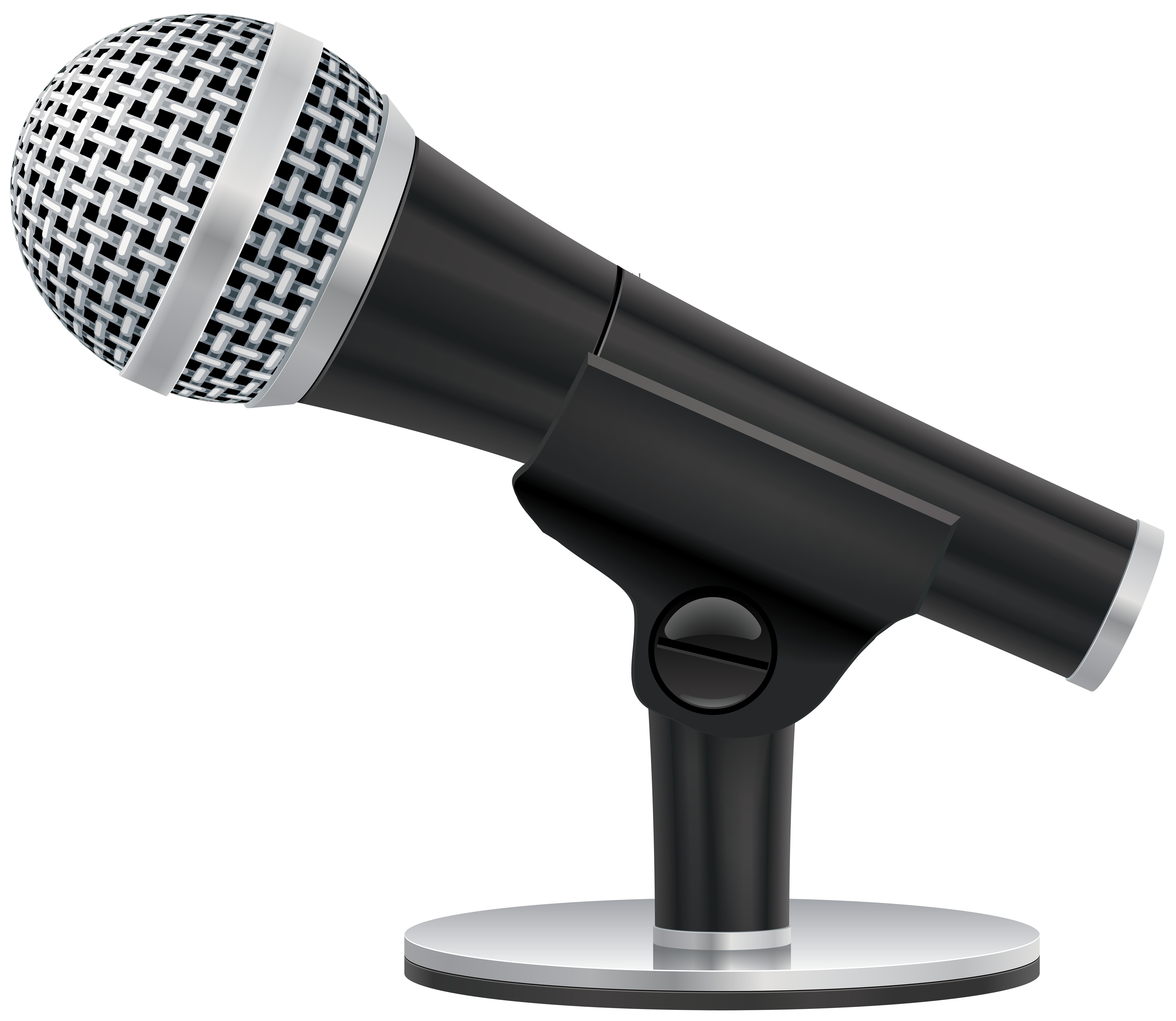 Download Hd Clipart Studio Small Microphone - Studio Mic Png Transparent  Background Microphone Clipart - free transparent png images - pngaaa.com
