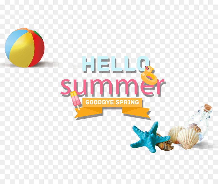 Hello Summer Png - Summer Poster Background png download - 1213*1000 - Free ...